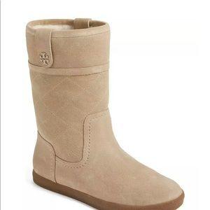 Tory Burch women's boots size 9
